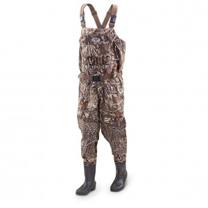 Breathable Duck Commander chest waders