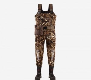 LaCrosse chest waders - best waders for duck hunting