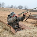 Layout duck blind
