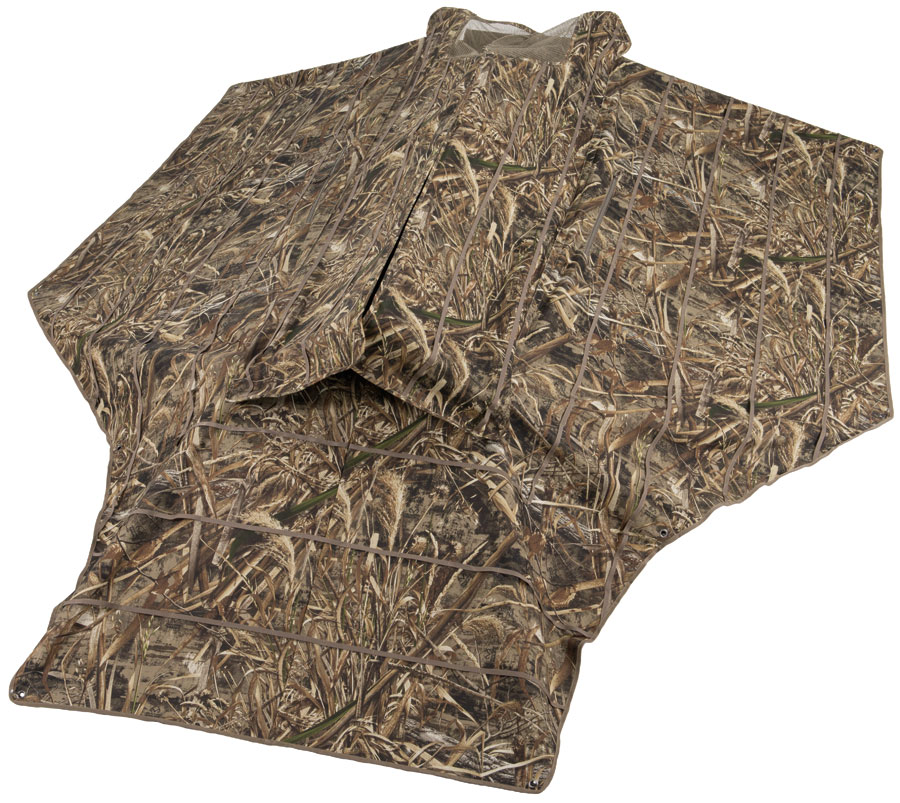 delta hunting blind review