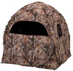 best hunting ground blinds
