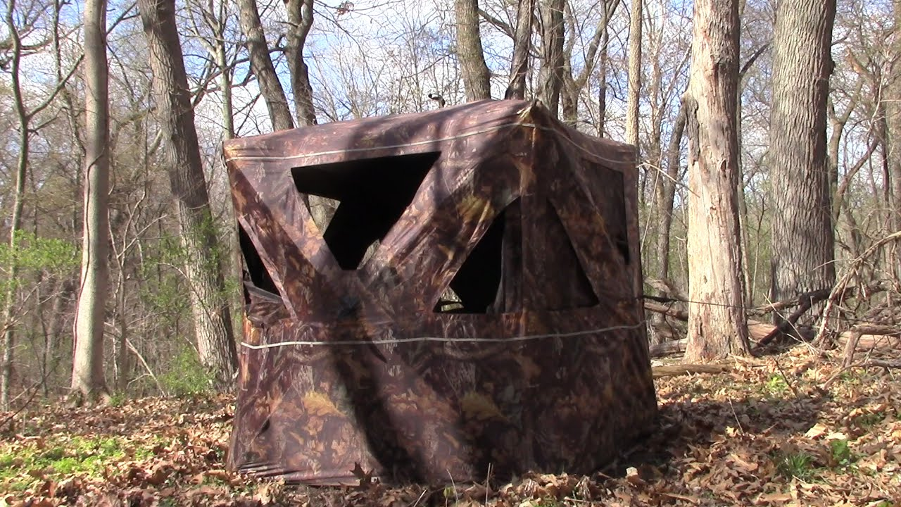 build how a ground best cover blind blinds pvc to
