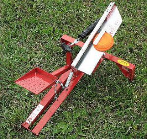 trius one electric skeet thrower